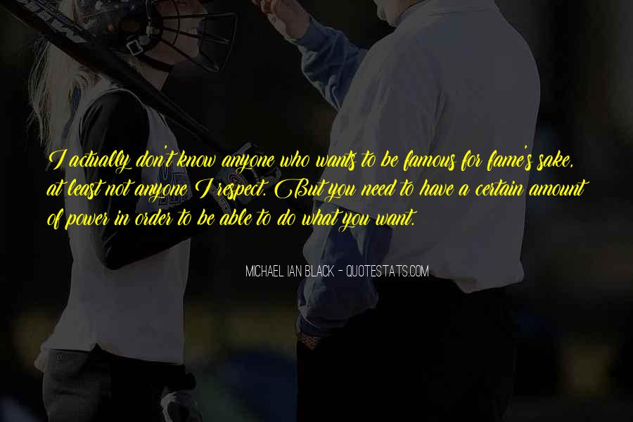 Michael Ian Black Quotes #297907