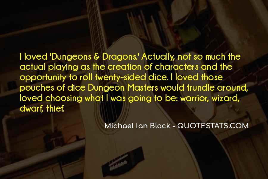 Michael Ian Black Quotes #298197
