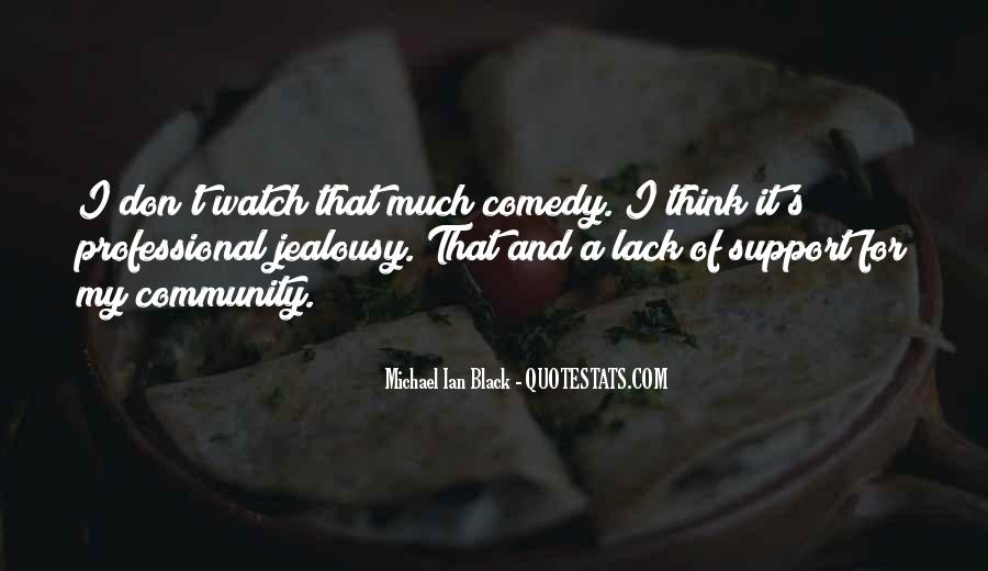 Michael Ian Black Quotes #364684