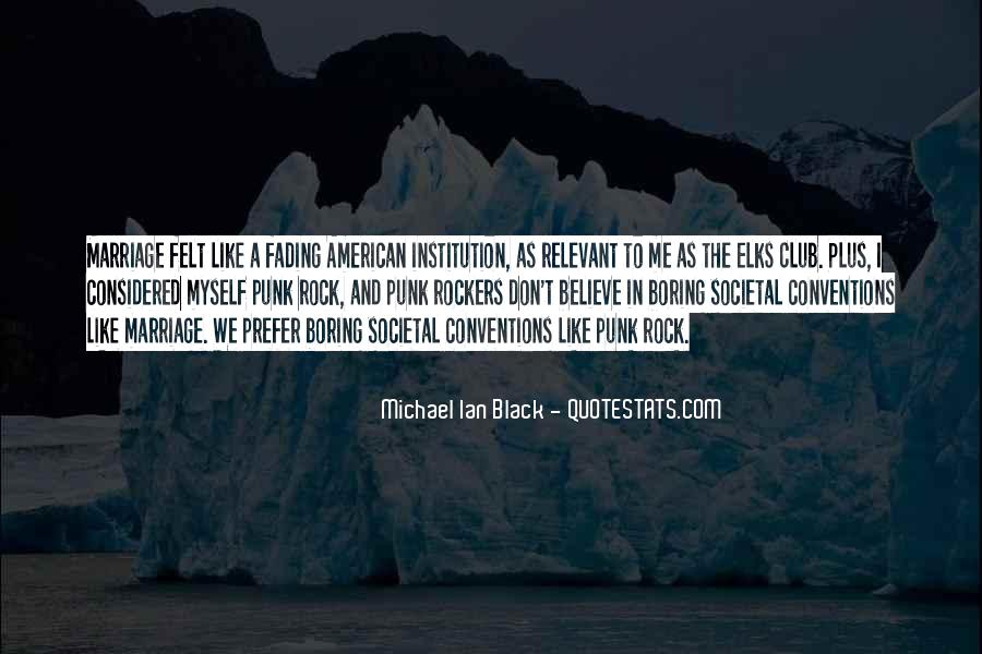 Michael Ian Black Quotes #455692