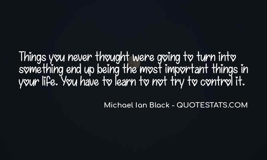 Michael Ian Black Quotes #467126