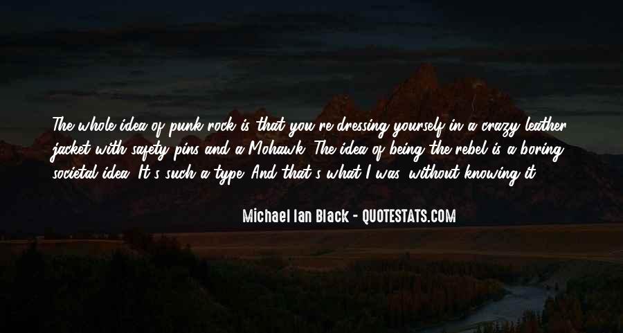 Michael Ian Black Quotes #499600
