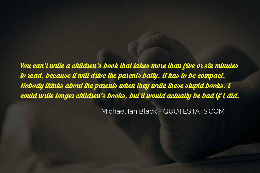 Michael Ian Black Quotes #535187