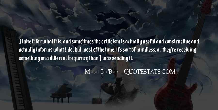 Michael Ian Black Quotes #536236