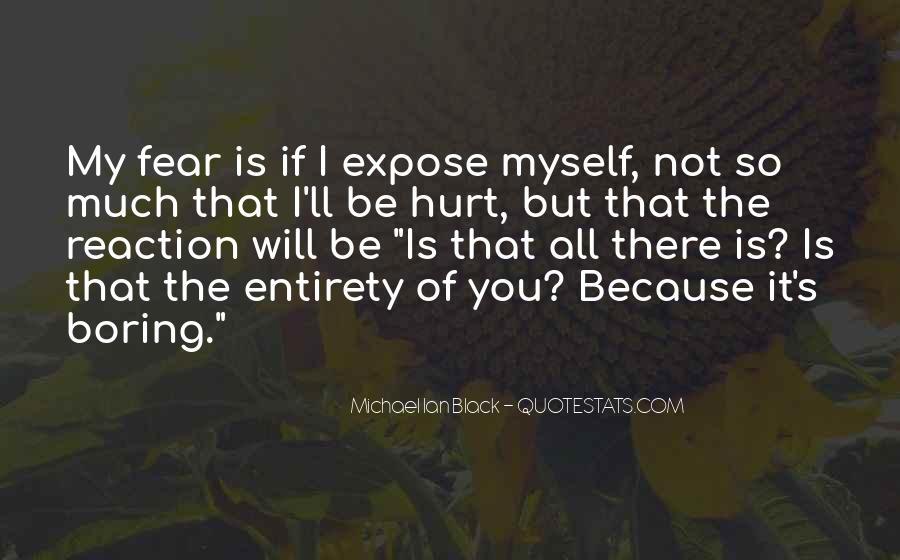 Michael Ian Black Quotes #625498