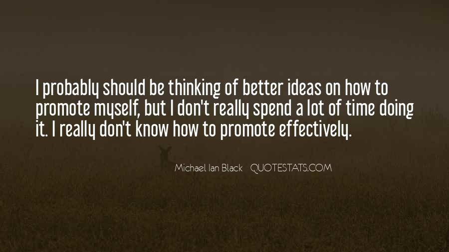 Michael Ian Black Quotes #717434