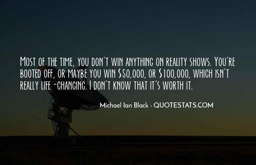 Michael Ian Black Quotes #759042