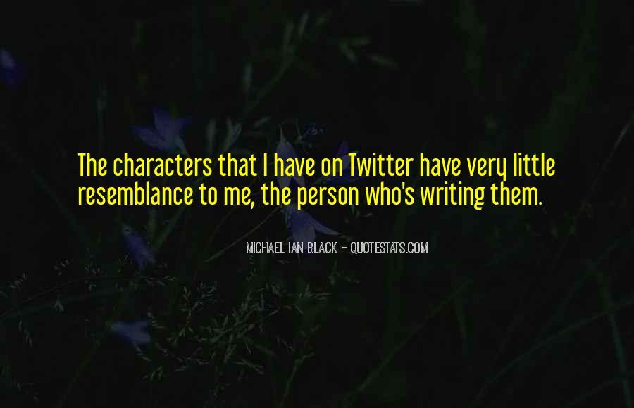 Michael Ian Black Quotes #780053