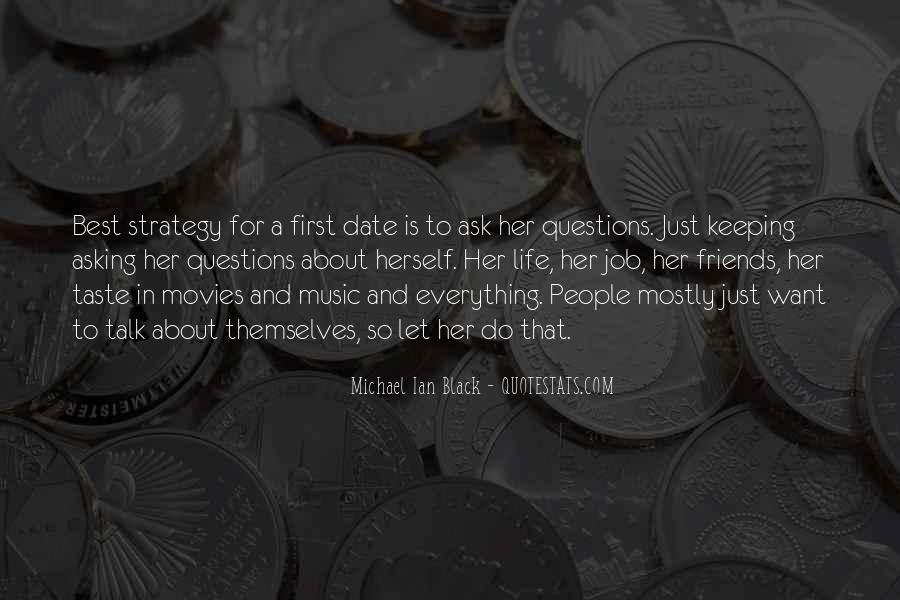 Michael Ian Black Quotes #872510