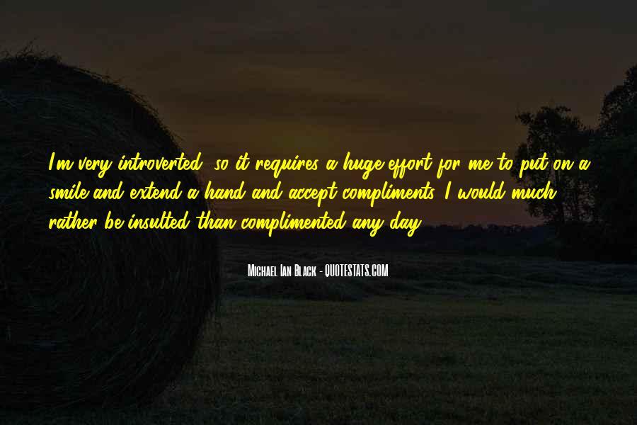 Michael Ian Black Quotes #876499