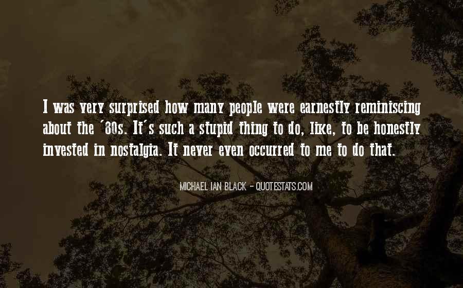 Michael Ian Black Quotes #982824