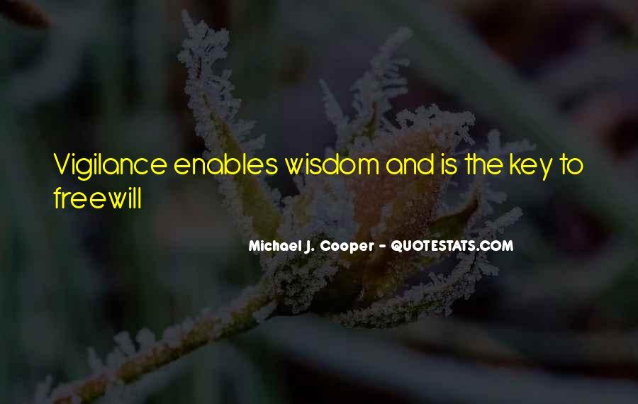 Michael J. Cooper Quotes #392603