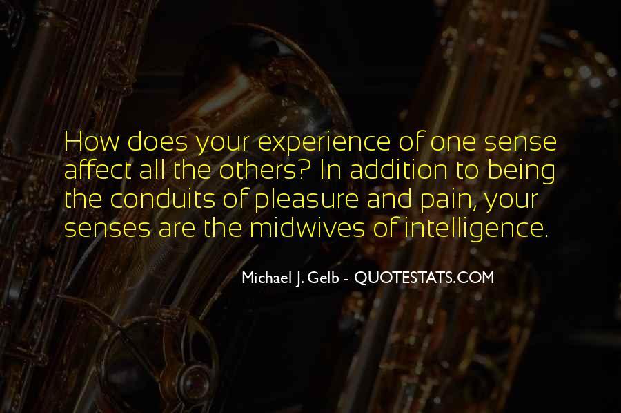 Michael J. Gelb Quotes #152135