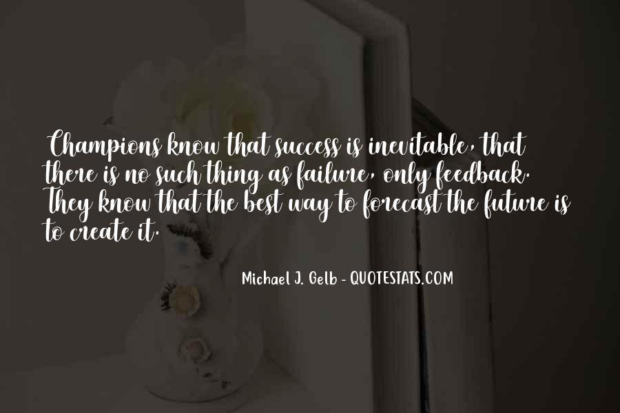 Michael J. Gelb Quotes #163694