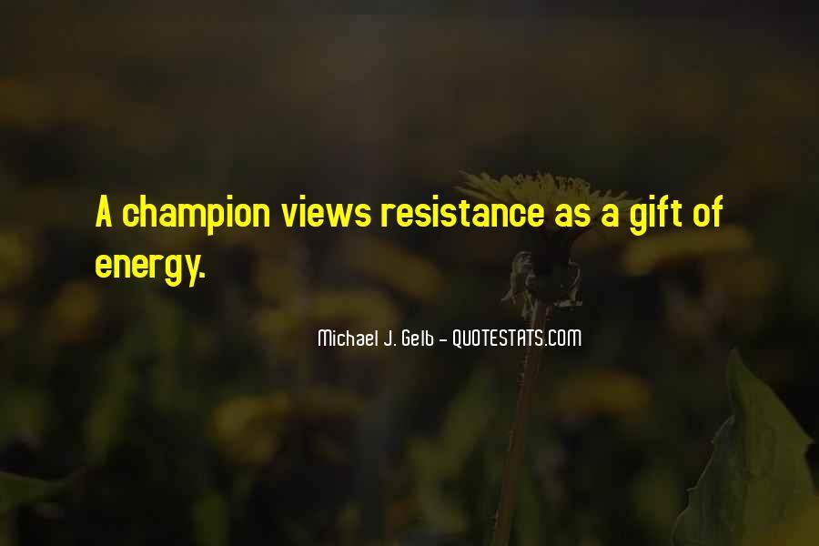 Michael J. Gelb Quotes #376559