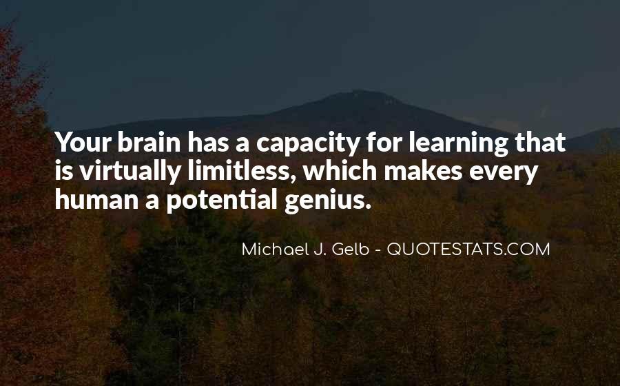 Michael J. Gelb Quotes #672730