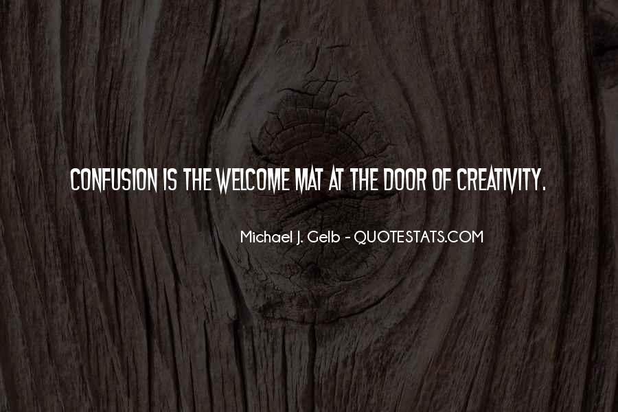 Michael J. Gelb Quotes #879756