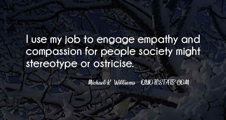 Michael K. Williams Quotes #1141279
