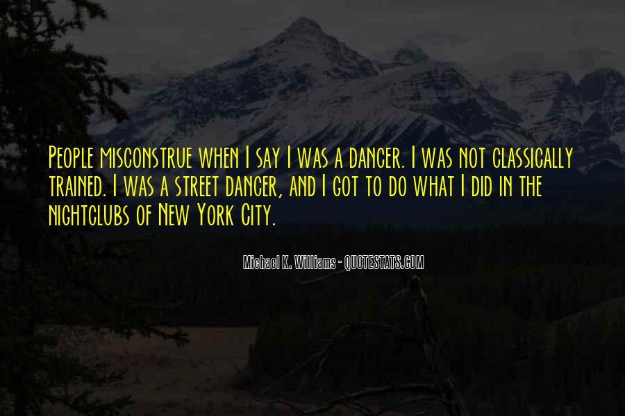 Michael K. Williams Quotes #1177880