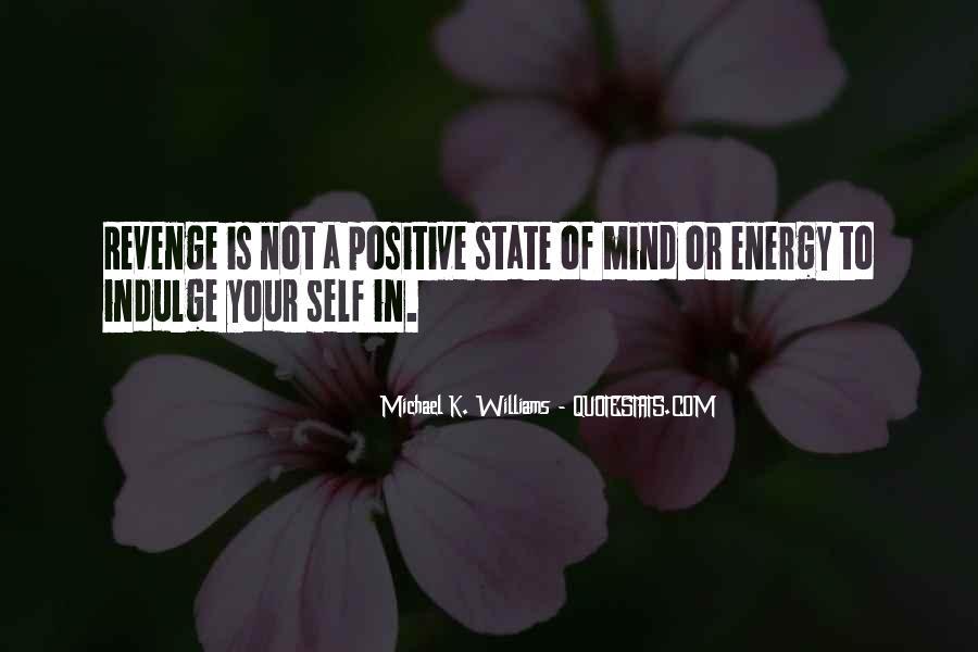 Michael K. Williams Quotes #1806185