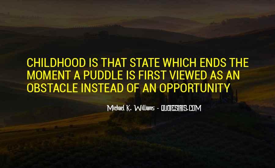 Michael K. Williams Quotes #486200