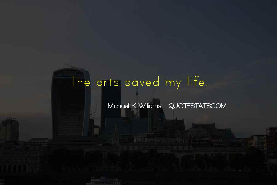 Michael K. Williams Quotes #599068