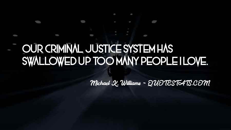 Michael K. Williams Quotes #791867