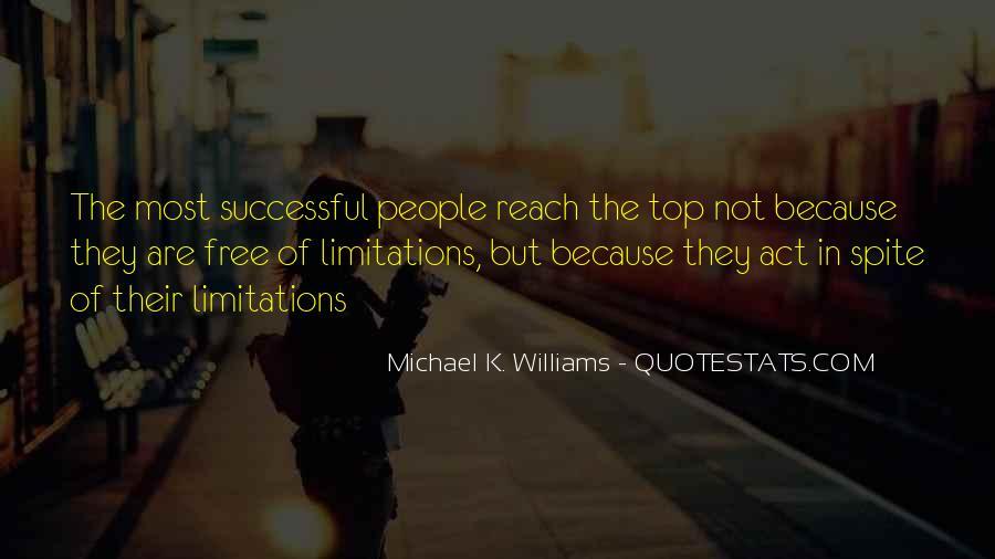Michael K. Williams Quotes #910242
