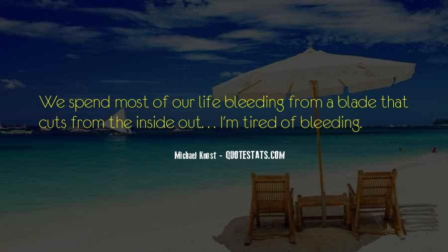 Michael Knost Quotes #733577