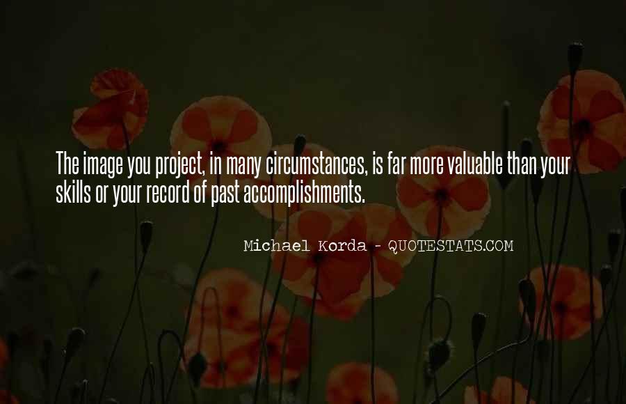 Michael Korda Quotes #112576