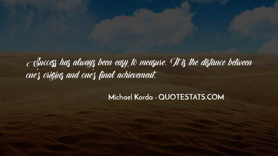 Michael Korda Quotes #1126460