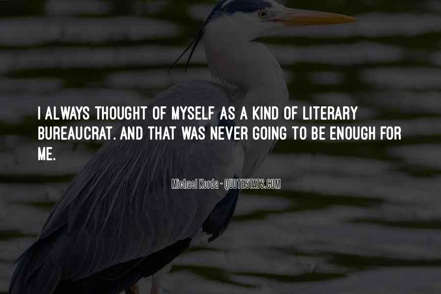 Michael Korda Quotes #1135816