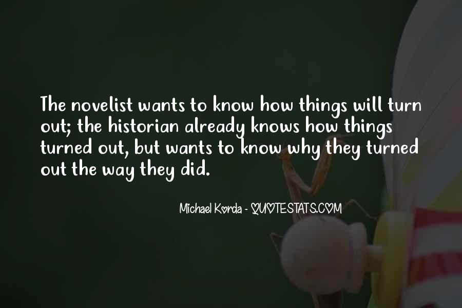 Michael Korda Quotes #1152470