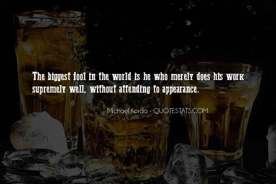 Michael Korda Quotes #1219420
