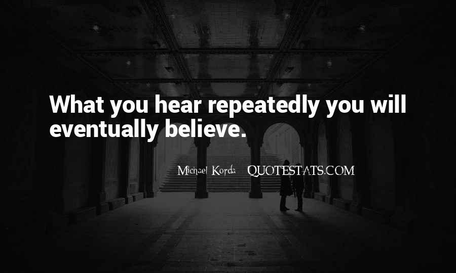Michael Korda Quotes #1364058