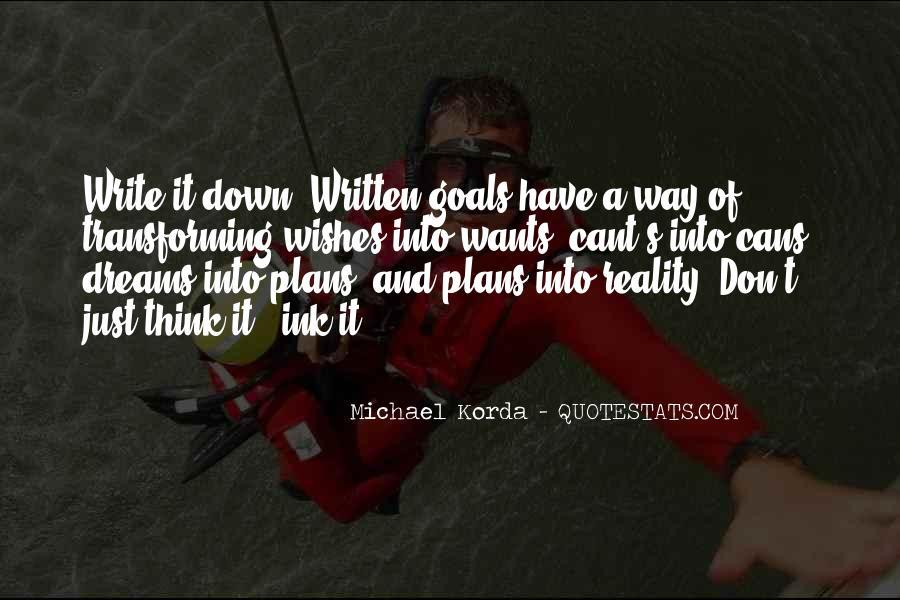 Michael Korda Quotes #146720