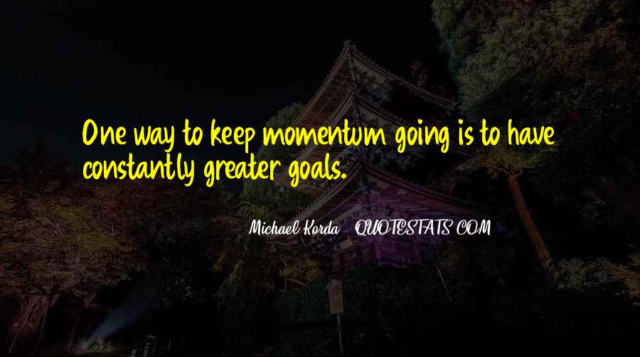 Michael Korda Quotes #1497875