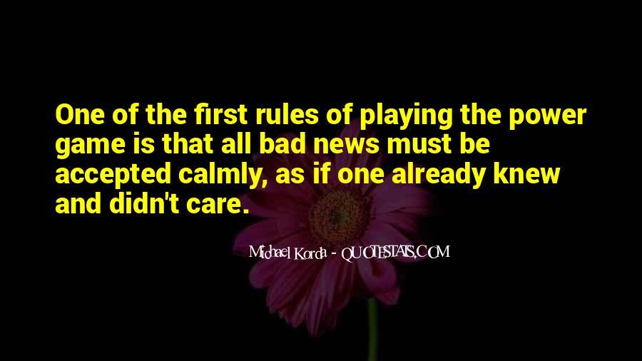 Michael Korda Quotes #1755889