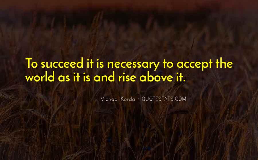 Michael Korda Quotes #1766531