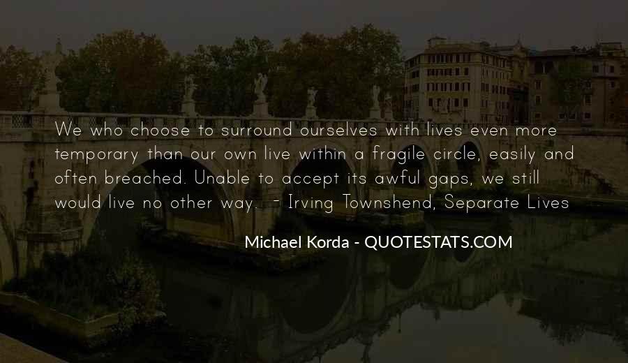 Michael Korda Quotes #300952