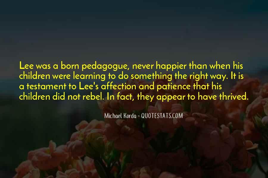Michael Korda Quotes #464927