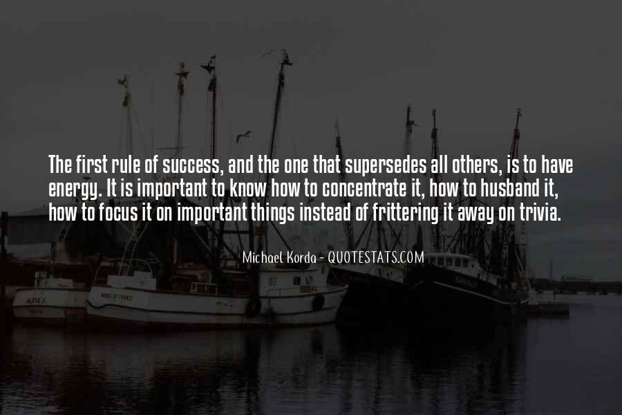 Michael Korda Quotes #480212
