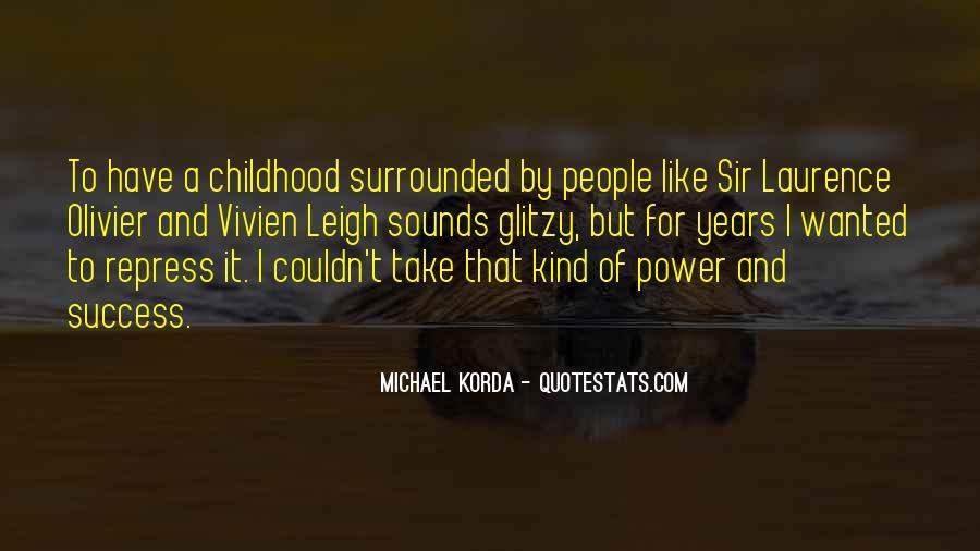 Michael Korda Quotes #626383