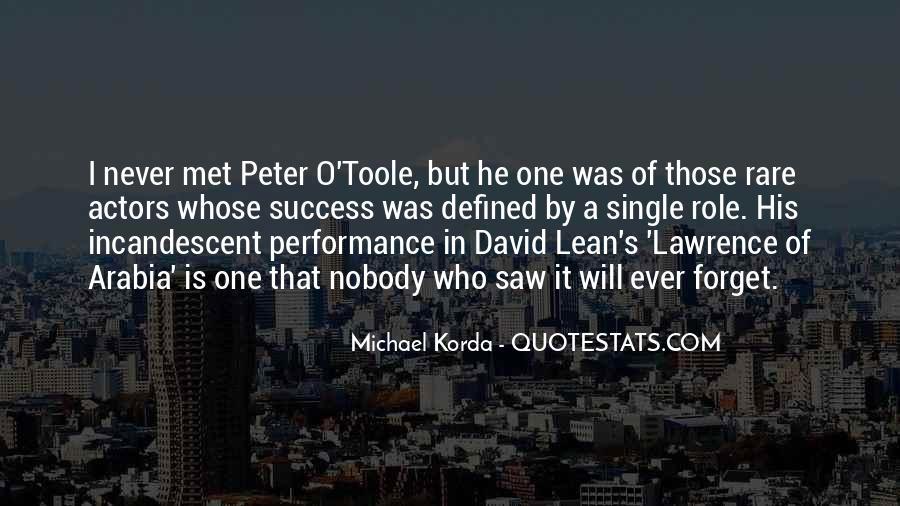 Michael Korda Quotes #636316