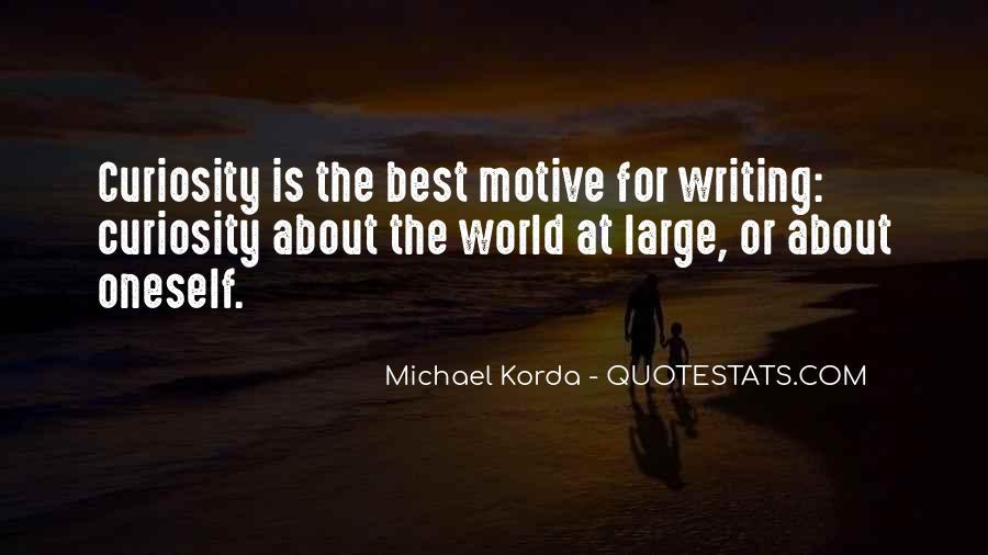 Michael Korda Quotes #665212