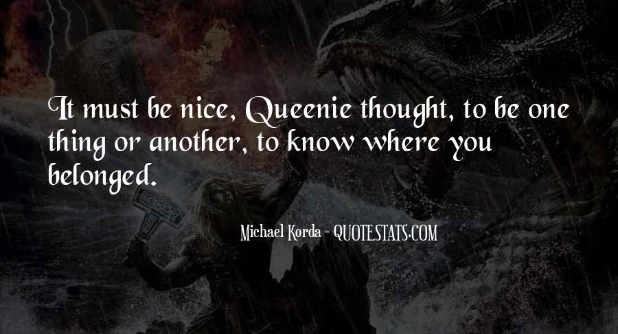 Michael Korda Quotes #744940
