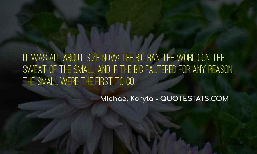 Michael Koryta Quotes #1011044