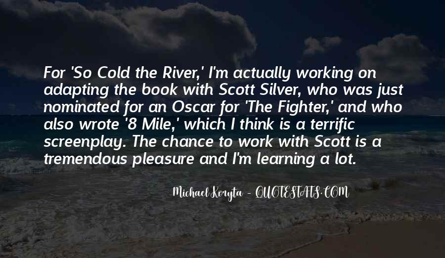 Michael Koryta Quotes #1228751