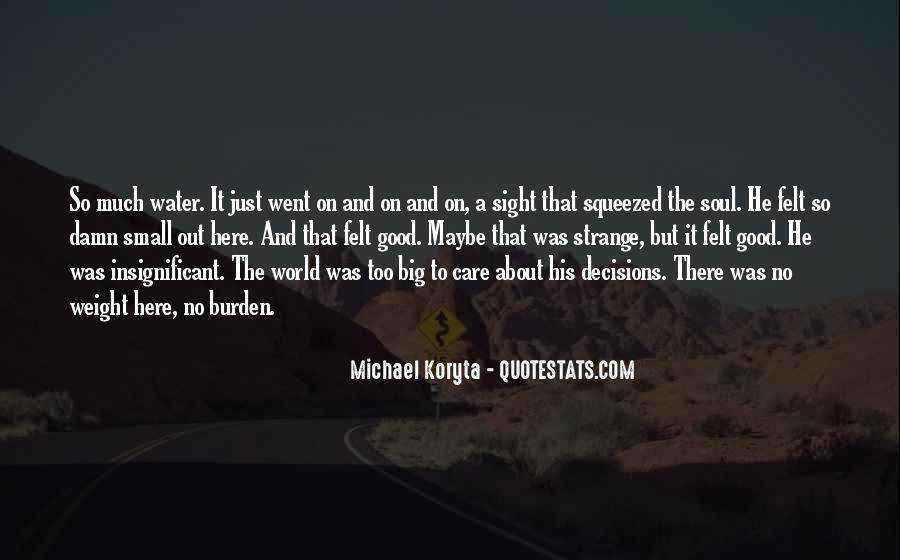 Michael Koryta Quotes #1252461