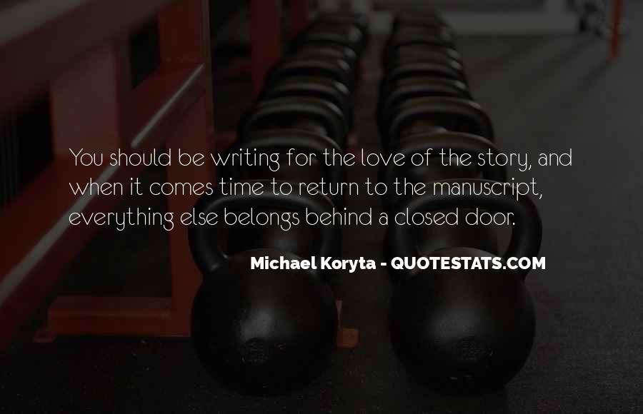 Michael Koryta Quotes #1271181